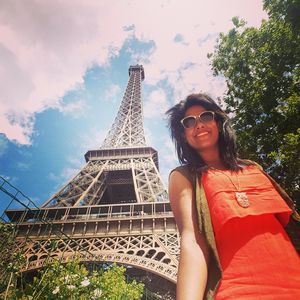 Totally in love with the #cityoflove..!! #SelfieWithAView#TripotoCommunity