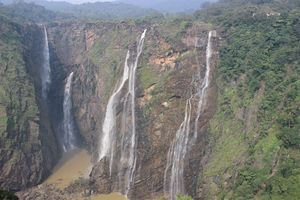 Jog Falls / Gerosoppa Falls