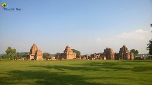 Badami, Pattadakal and Aihole - Legacy of Chalukya Empire