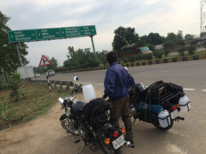 RAJPURA TO MANALI :THE TIME I LOST MY FRIEND