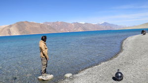 Pangong Tso : The Unforgettable Lake #HiddenSpotsTripoto
