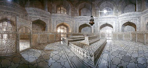 Inside Taj Mahal: The Spectacular Tomb -