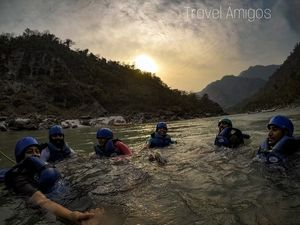 An Adventure in Holy river Ganga ............ #photoblog