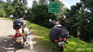 3days 600km drive 36 km trek gangotri gaumukh