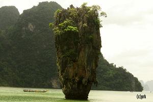 Day trip to Phagnam Bay, Phuket Thailand