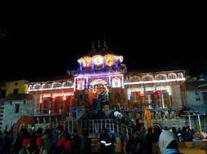 4 Dham/Badrinath Temple/Last Indian Village(ManaVillage)/5000 YrOld Cave/Saraswati Rivr/Bhim Tal/AMS