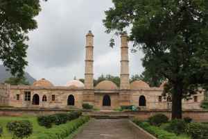 The lesser known UNESCO World Heritage site at Champaner