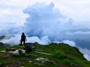 An Expedition to Garhwal Mandal(UK) - Chopta, Tungnath, Chandrashila and Deoria Taal