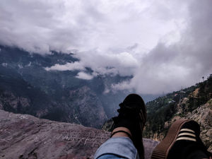 In the lap of Kinner Kailash -  Solo backpacking in Mystical Kalpa