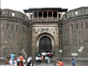 Haunted place in pune shaniwar wada