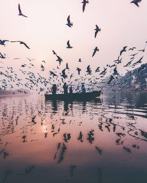 Yamuna Ghat #BestTravelPictures