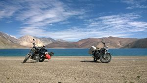 Manali to Leh: Journey through the summit of crossroads