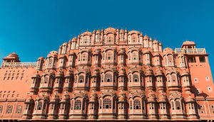 Two Days in Pink City of India - Jaipur