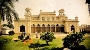Chowmahalla Palace - Royalty of Hyderabad