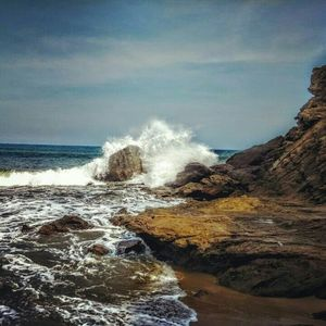 Beaches, hills and valleys - Vizag