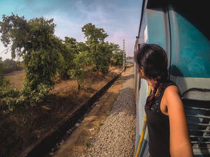 travelling  to hampi #selfiewithaview #tripotocommunity