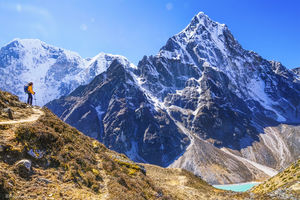 A Taste of Everest