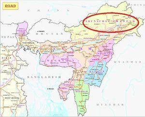 A Northeastern Paradise: Arunachal Pradesh
