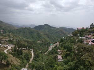 Mussoorie - A Walking Paradise