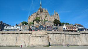 Mont Saint-Michel 1/undefined by Tripoto