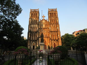 St. Joseph's Cathedral (Nha Tho Lon) 1/undefined by Tripoto
