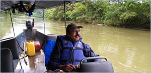 Journey of Amazing Amazon Rain Forest by Dr. Vyankatesh Metan