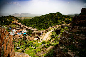 One Day journey of Kumbhalgarh Fort