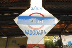 If you are going to Vadodara from Jodhpur, then you will pass through...
