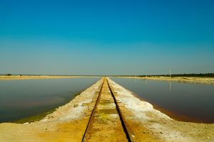 Sambhar Salt Lake - The Salt Heritage of Rajasthan