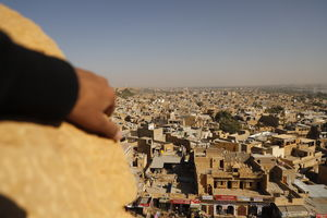 Lets have a walk through Jaisalmer #rajasthaninphotos