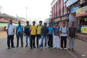 Kumaraparvatha calling…again (KP-3)