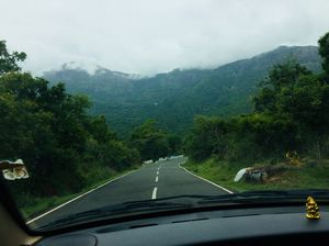 Drive in the Nilgiris : Bangalore-Mysore-Ooty-Coonoor