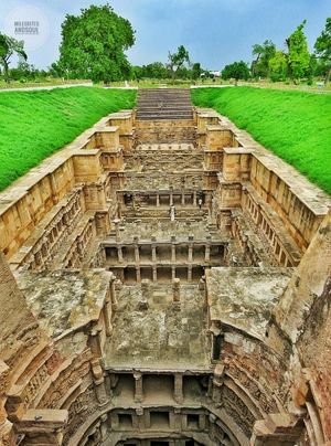 Rani Ki Vav- A Queen's Remembrance of Her King