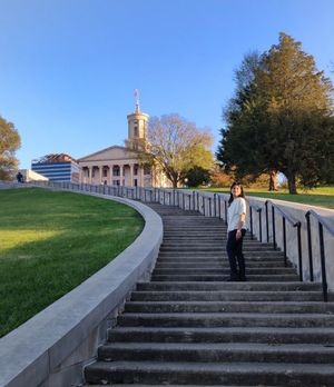 State capitol building, Tennessee