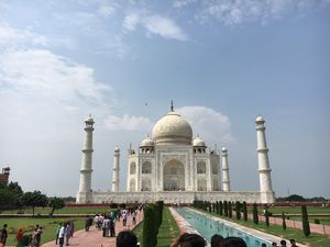 Experiencing Agra