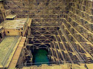 #Chand #Boari #Abhaneri #Bandikui #Dausa #Rajasthan #travel #travelvlog