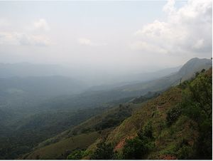 Trek to Nishani motte, Coorg - 17th - 18th May