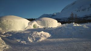 Tromso Ice Domes- A marvel carved in ice