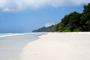 Famous Beaches to be Visited in Andaman