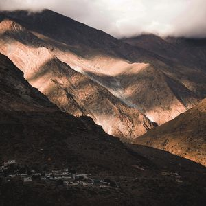 The game of light and shadows #BestTravelPictures #landscape @tripotocommunity