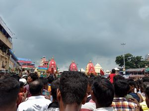 Jagannath Rath Yatra, Puri - Indian Culture At Its Best