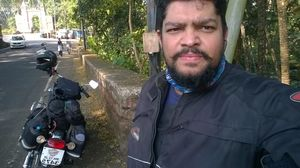 Solo Motorcycle Ride to Gods Own Country - Day 3