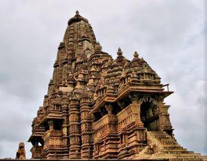 Kandariya Mahadev Temple Khajuraho 1/2 by Tripoto