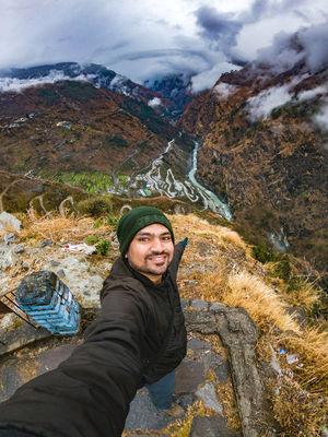 Charming Chamoli!  #SelfieWithAView #TripotoCommunity