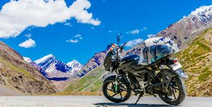 Preparing for Manali Leh Ladakh bike trip