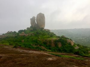 THIMMAPPANA BETTA | TWIN ROCK | UNEXPLORED  HILLS NEAR BANGALORE (60-70 kms)