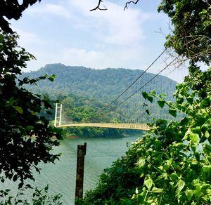 Shivapura Hanging Bridge | Unexplored Western Ghats | Dream for Bikers | Karizma R |1550 Kms Ride