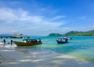 LANGKAWI ISLAND HOPPING | Wanderlust On Wheel
