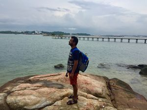 PULAU UBIN & CHANGI BEACH PARK | Wanderlust On Wheel