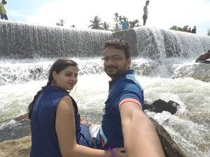 BALMURI & EDMURI WATERFALLS MYSORE | Wanderlust On Wheel